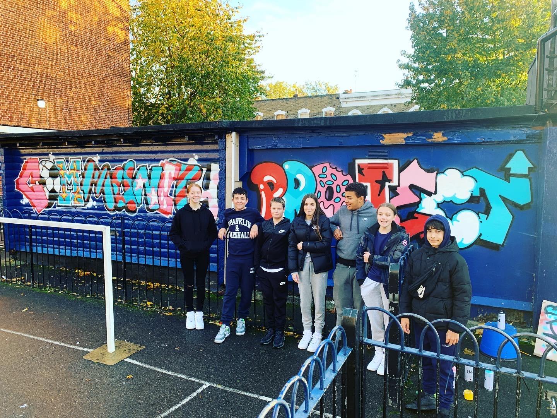 Grafitti Project