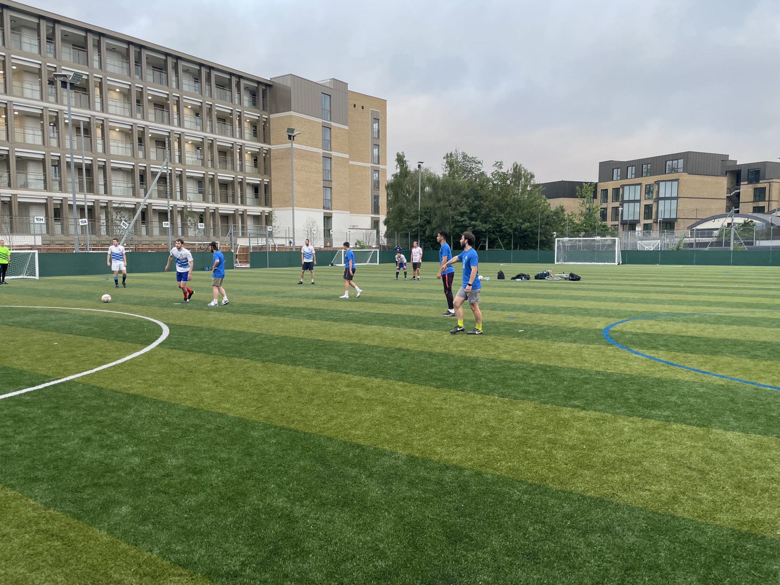 16+ Football Sessions!
